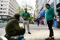 Lokales, À vos côtés, Streetworkers, Foto: Luxemburger Wort/Anouk Antony