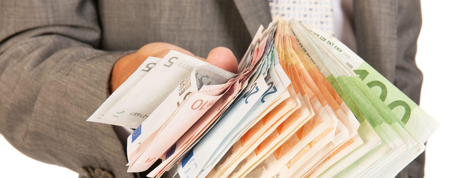 La Cellule de renseignement financier a bloqué plus de 87 millions d'euros l'année dernière.