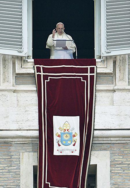 Franziskus sorgt sich um das Problem der weltweiten Korruption.
