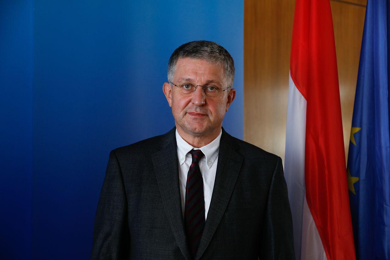 Bürgermeister Thomas Wolter