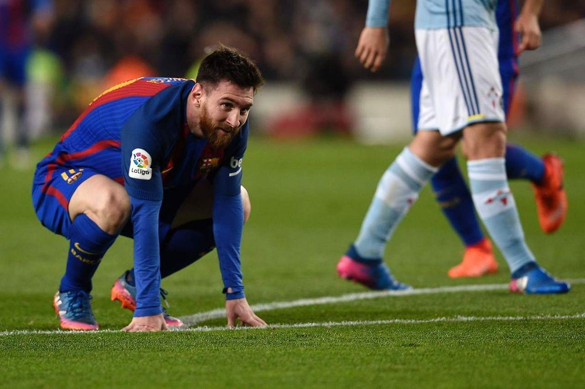 Lionel Messi et le Barça sont-ils définitivement au tapis dans cette C1 après la gifle 4-0 reçue au match aller à Paris?