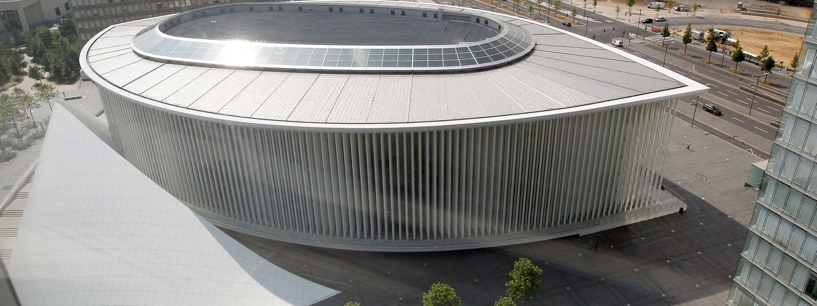 Wie wird sie sich verändern? Auch wenn die Philharmonie diesmal keine Budgeterhöhung bekommen soll, zeichnet sich doch schon der Umbau des Konzertgebäudes im großen Zahlenwerk ab.