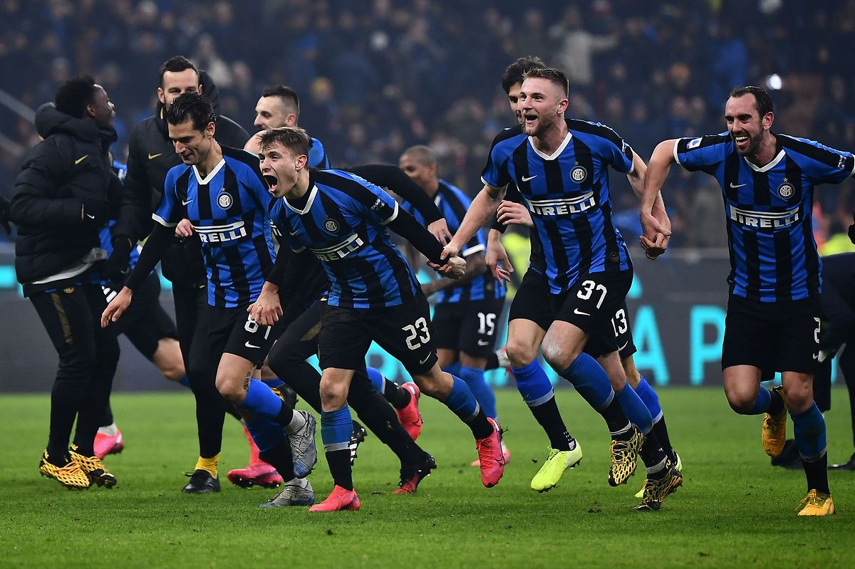 L'Inter Milan partira largement favori face aux Bulgares de Ludogorets
