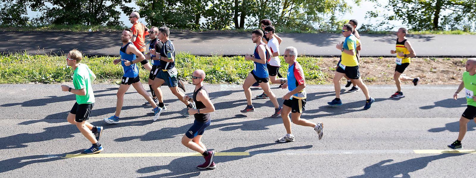 Sportlich aktive Menschen gibt es auch in Luxemburg eine ganze Menge.