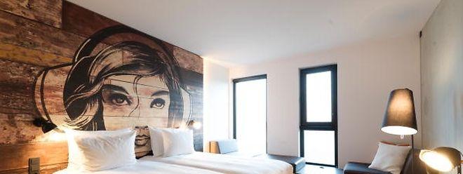 Schicke Möbel, moderne Optik: Die «Jaz»-Hotels von Steigenberger sollen ein junges Publikum anlocken.