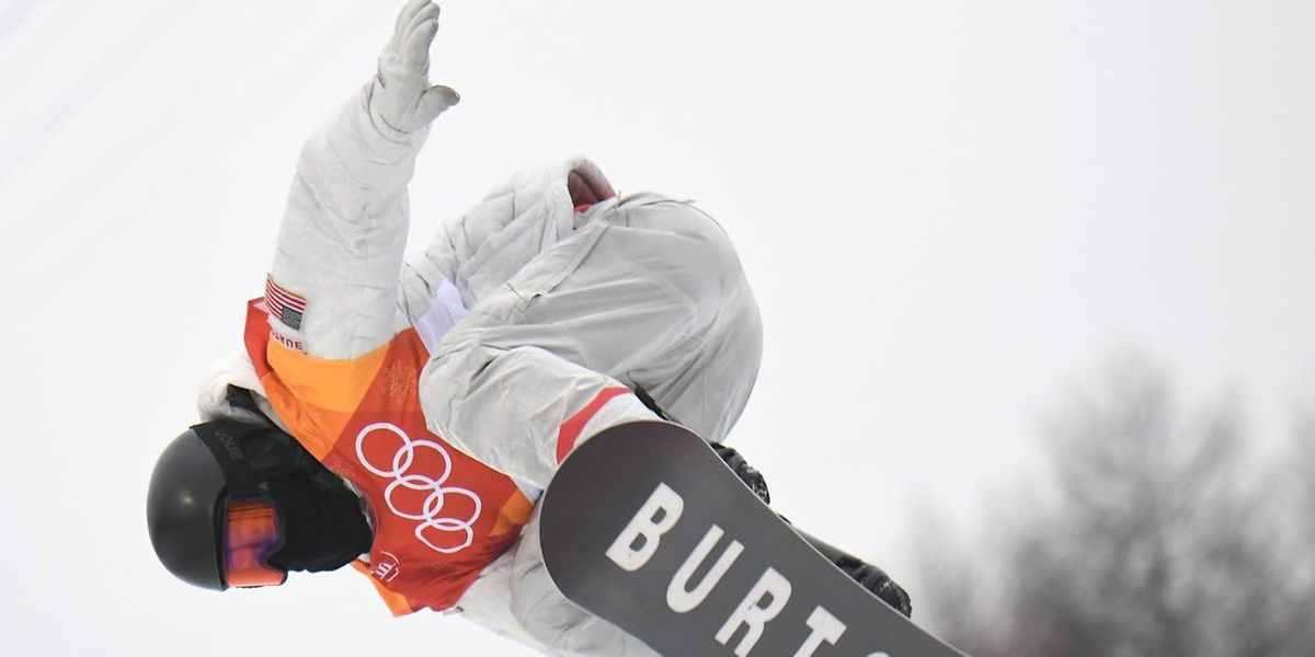 Shaun White a offert aux Etats-Unis la 100e médaille d'or de son histoire aux JO d'hiver.