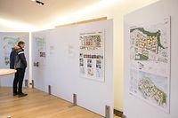 Lok , PK Projet Stade , Expo Projets , Foto: Guy Jallay/Luxemburger Wort