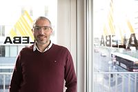 Wort.fr, interview de  Roberto Mendolia, Aleba Foto: Chris Karaba/Luxemburger Wort
