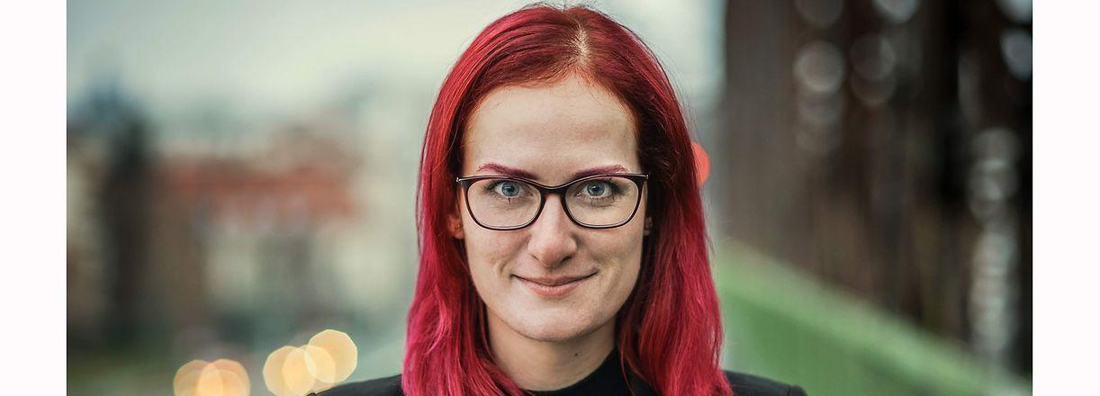 Markéta Gregorová ist im EU-Parlament für kompromisslose Reden bekannt.