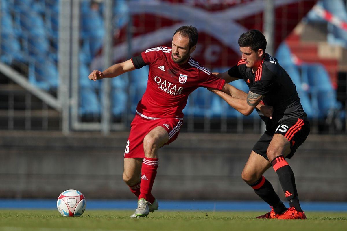 Le Fola et Veldin Muharemovic ont été séduisants sur la scène européenne.