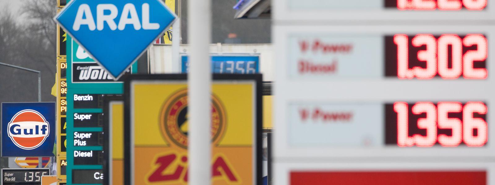 Les tarifs des carburants augmentent, ce mardi, notamment en raison des tensions entre Etats-Unis et Iran.