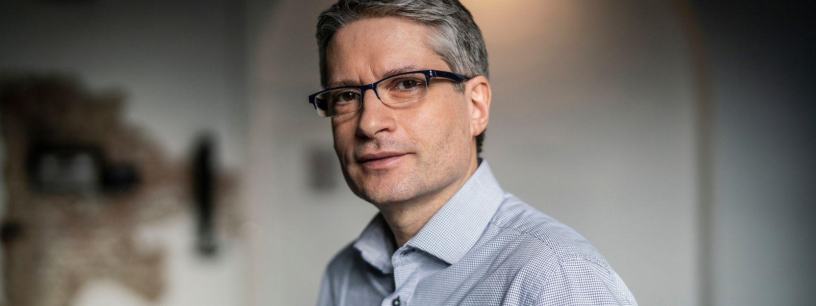 Der Europaabgeordnete Sven Giegold fordert einen härteren Kampf gegen Geldwäsche und Steuervermeidung.