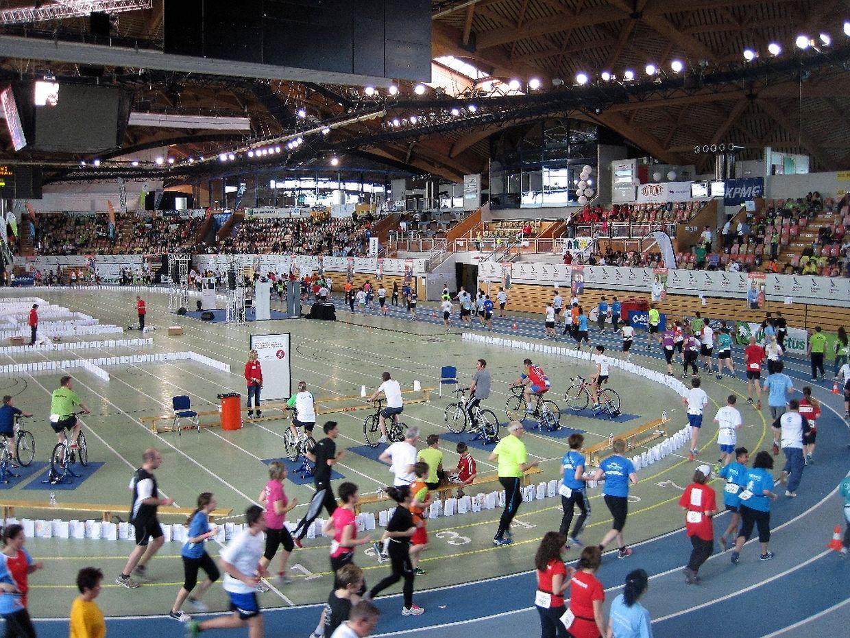 """Mais de dez mil participantes inscreveram-se para o """"Relais pour la Vie"""""""