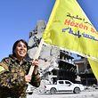 Das SDF-Bündnis meldete am Dienstag die Befreiung von Rakka.