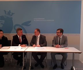 Signature du premier accord-cadre de coopération de Unity Foundation