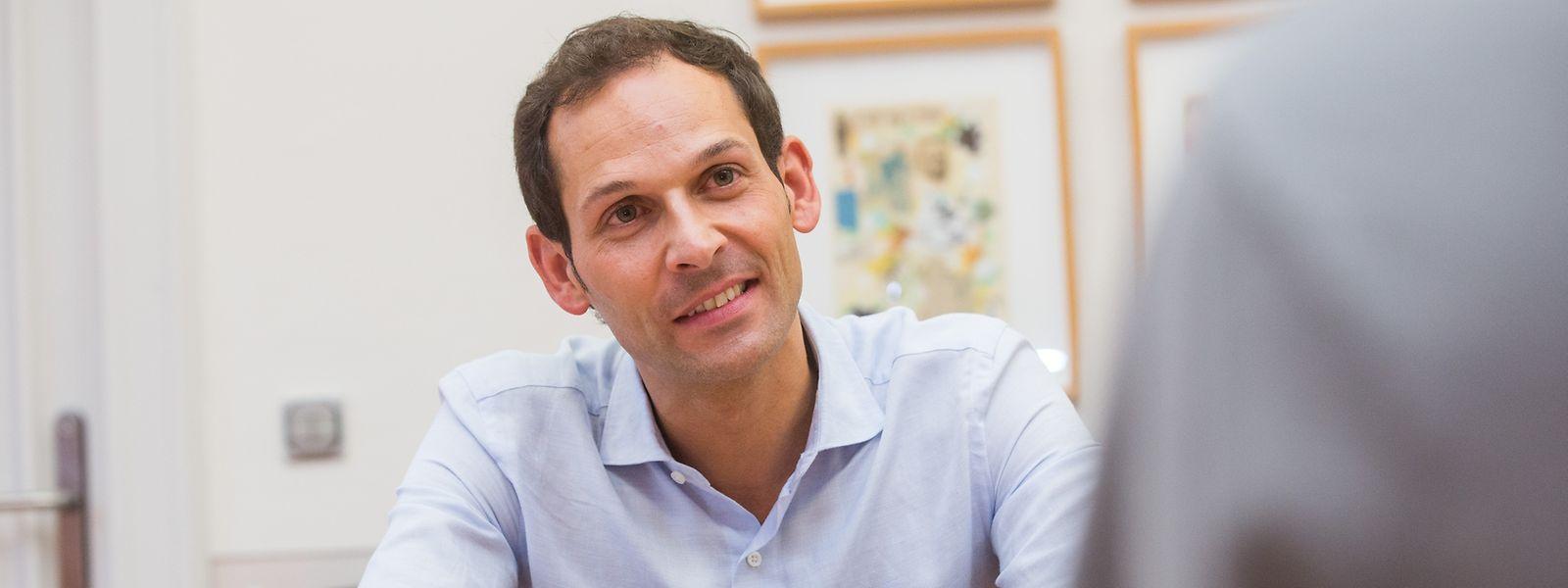 Düdelingens Bürgermeister Dan Biancalana hat kein Verständnis für die Aussagen von Flavio Becca.