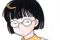 Un autoportrait de la lauréate du Grand Prix du Festival International de la bande dessinée d'Angoulême 2019, la Japonaise Rumiko Takahashi. Cette avant-gardiste du manga, qui est suivie par des millions de lecteurs au Japon et des milliers en Europe, reste néanmoins très discrète – pas de photos, pas d'interviews.
