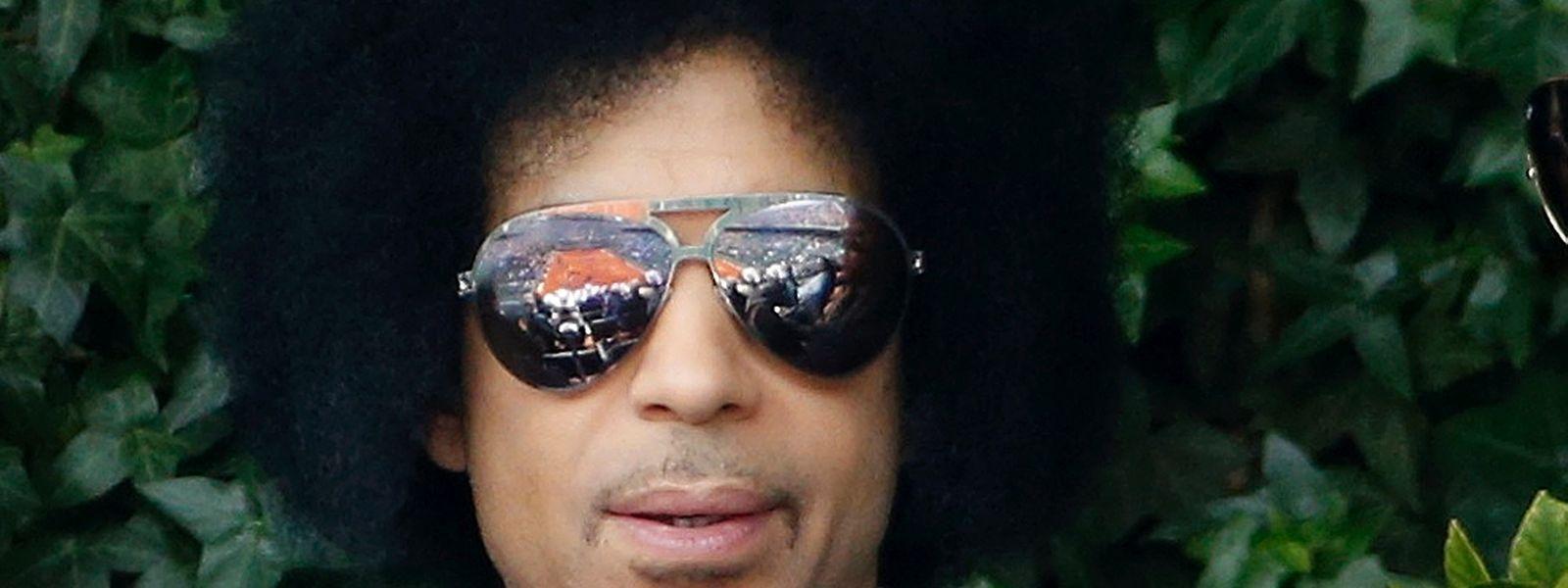 Statt sich zu schonen gibt US-Sänger Prince weiter Konzerte.