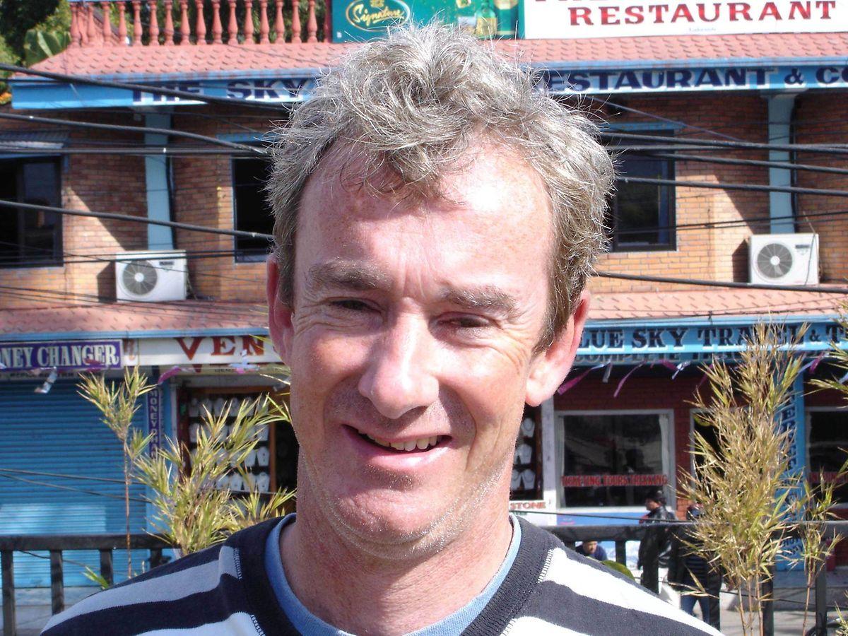 Douglas Maclagan arbeitet seit 1994 in Nepal.