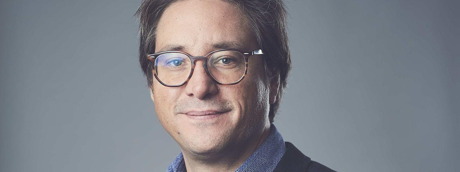 Maxime Lacour était déjà de l'aventure VOD.lu démarrée en 2016