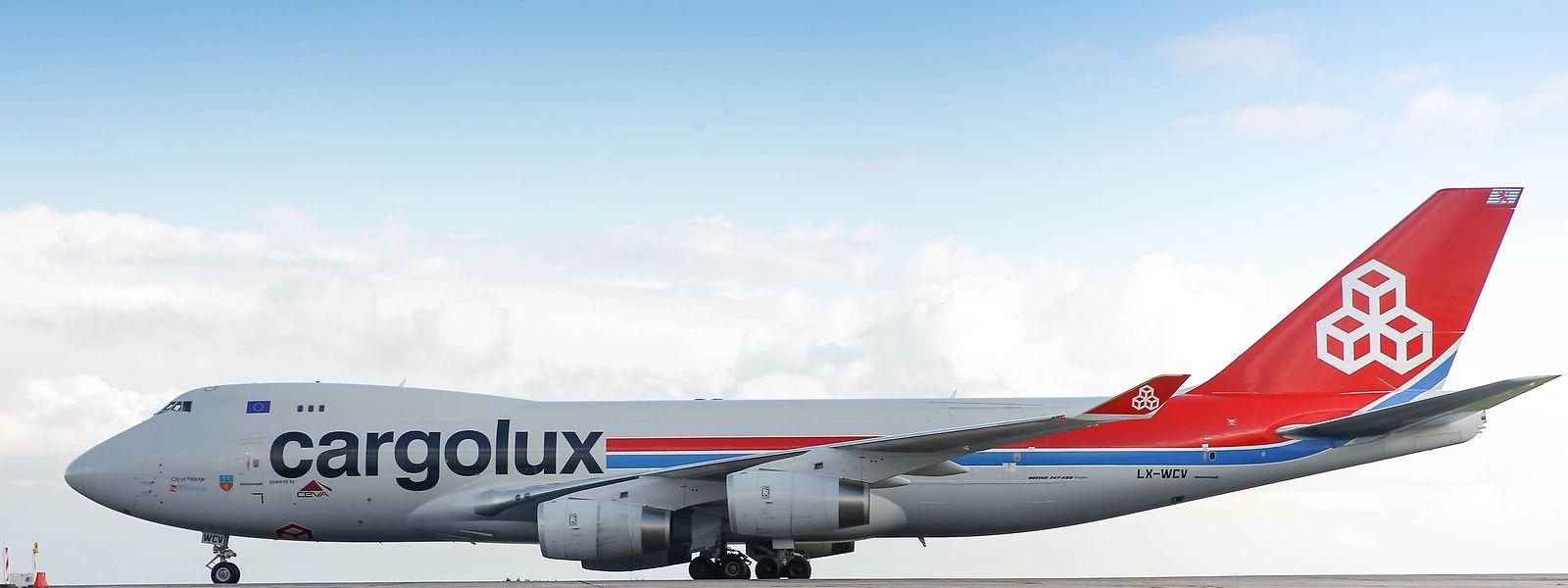 Beim Brexit steht für die Cargolux viel auf dem Spiel