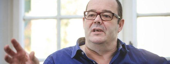 """""""Eine Koalitionsaussage macht zu diesem Zeitpunkt keinen Sinn"""": LSAP-Parteichef Claude Haagen über die Positionierung seiner Partei in den kommenden Monaten."""