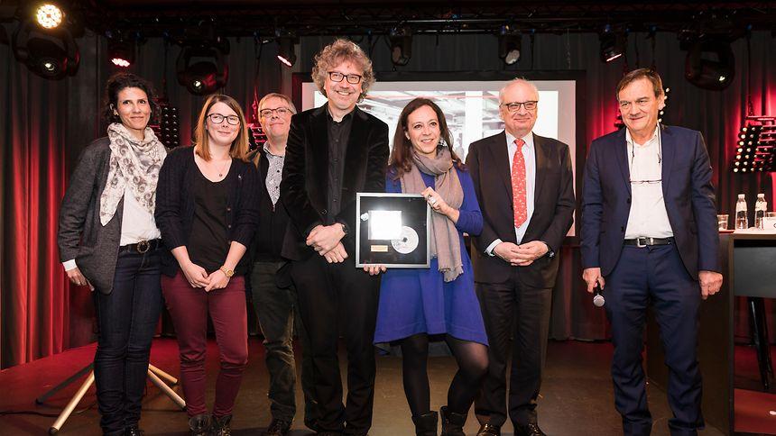 United Instruments of Lucilin hat den Preis in der Kategorie Klassik gewonnen.