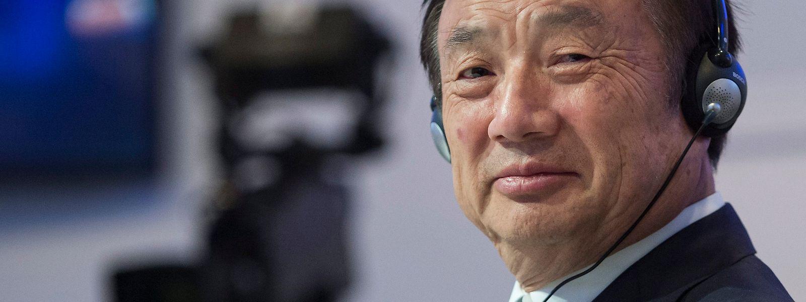 Ren Zhengfei ist Gründer und Chief Executive Officer von Huawei Technologies.