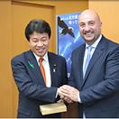 Exploração espacial: Étienne Schneider defende acordo multilateral sobre a exploração e utilização dos recursos espaciais