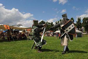 A feira medieval de Hesperange é uma das propostas do CONTACTO para este fim-de-semana