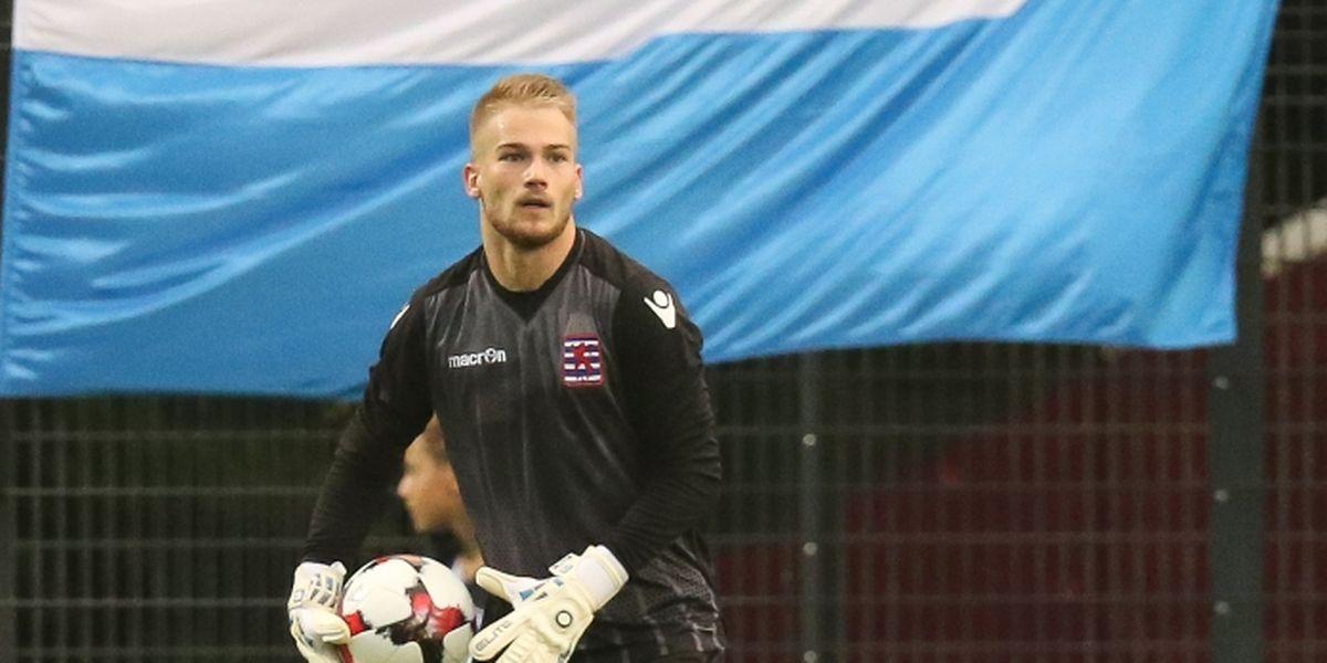 Valentin Roulez compte bien profiter de ses dernières rencontres sous le maillot de la sélection Espoirs.