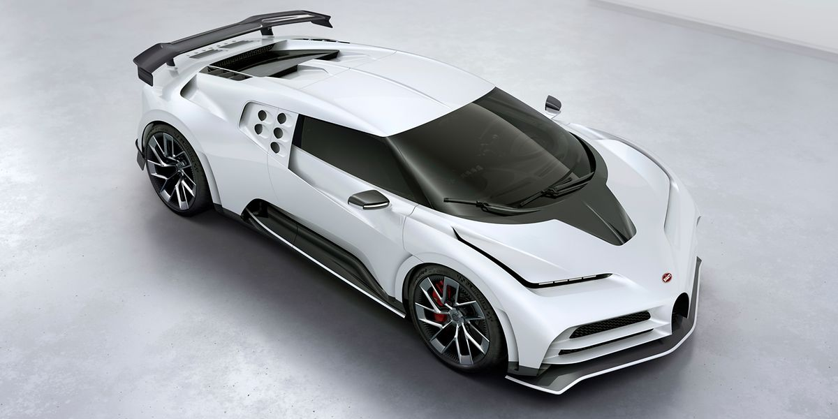 Bugattis Basis für diesen Umbau bildet der Chiron: Nicht mehr als zehn Exemplare à knapp drei Millionen Euro sollen vom Centodieci entstehen.
