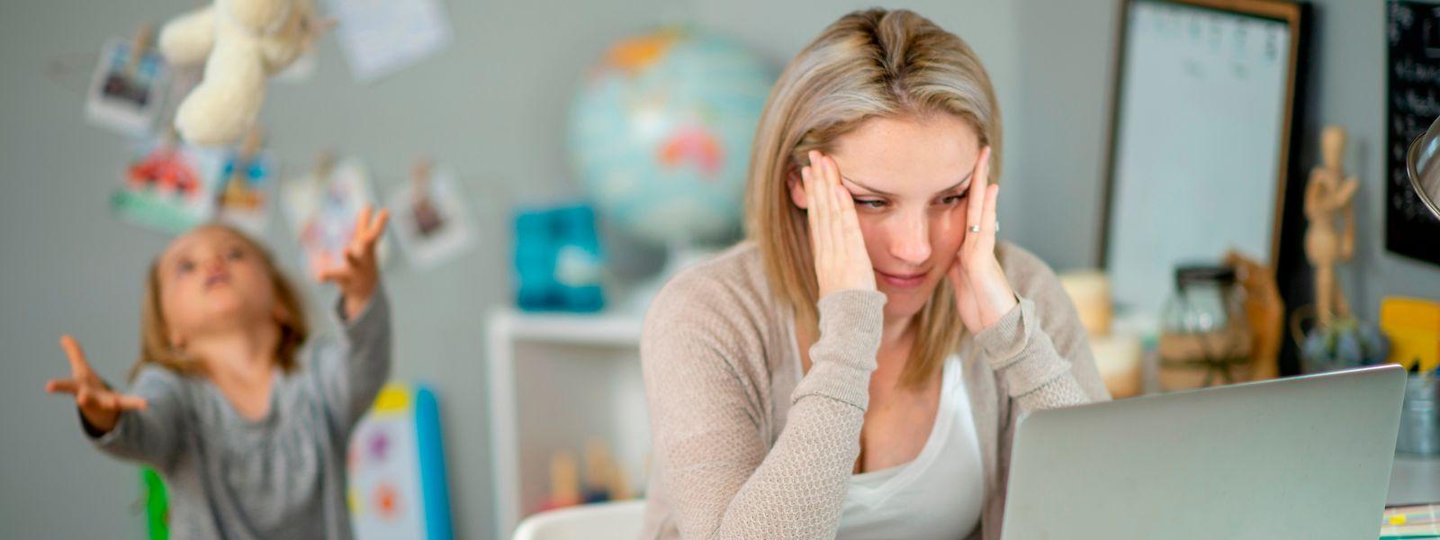 Selon l'étude de la CSL, 16% des parents célibataires présenteraient des signes forts de dépression.