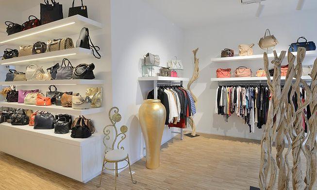 Snap up a designer handbag or coat
