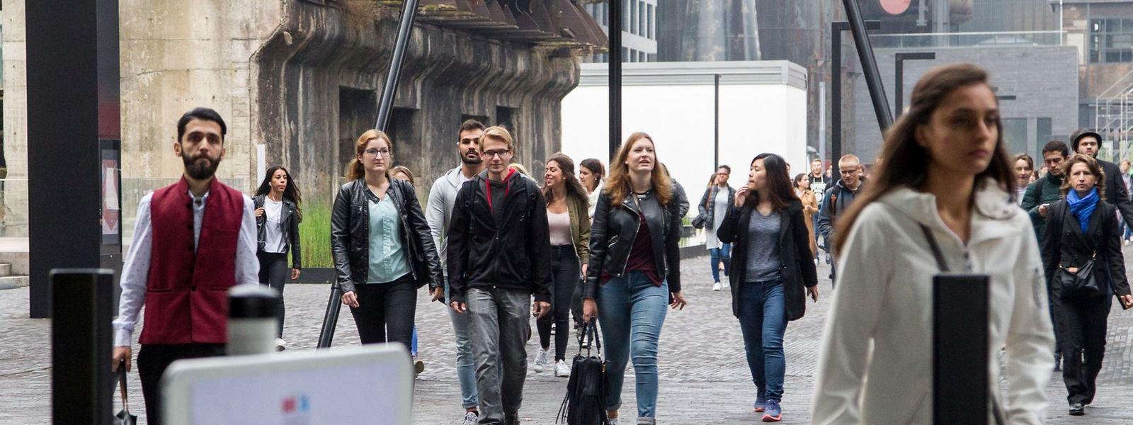 Die Universität Luxemburg ist weiterhin attraktiv für junge Luxemburger – allerdings stehen vor allem deutsche Universitäten, aber auch der Standort Brüssel hoch im Kurs.