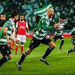 Sporting bate Sporting de Braga