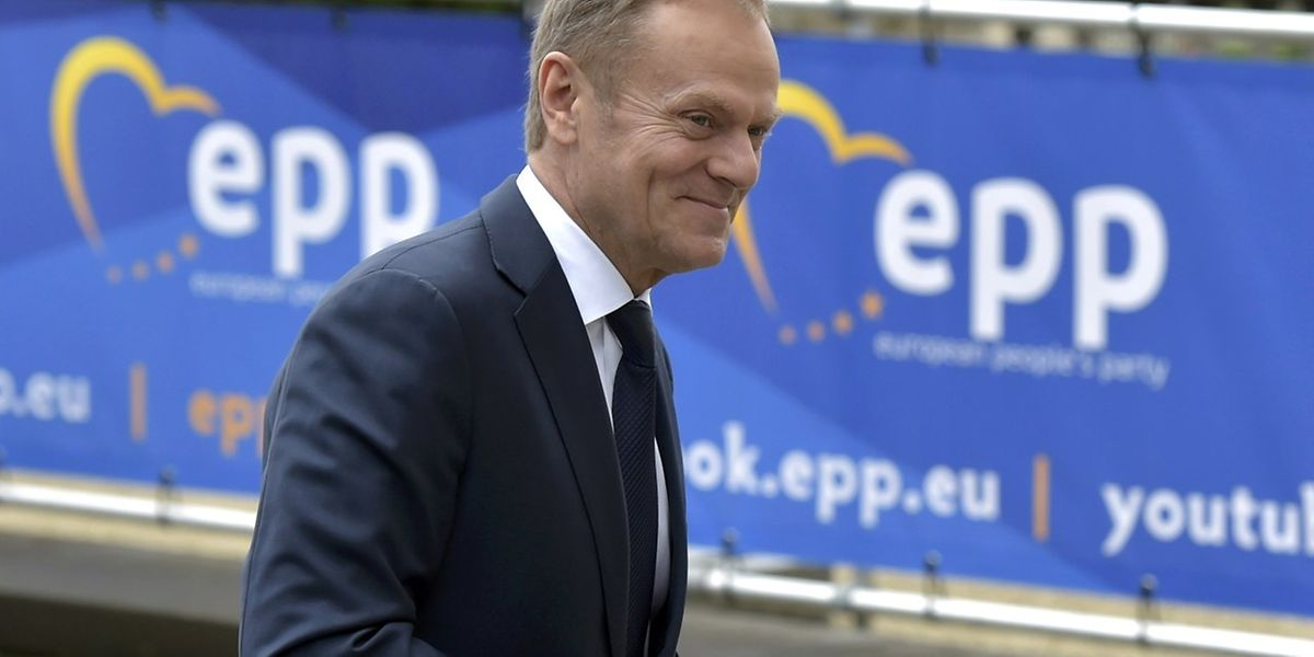 Überall beliebt, nur nicht im Heimatland: EU-Ratspräsident Donald Tusk.