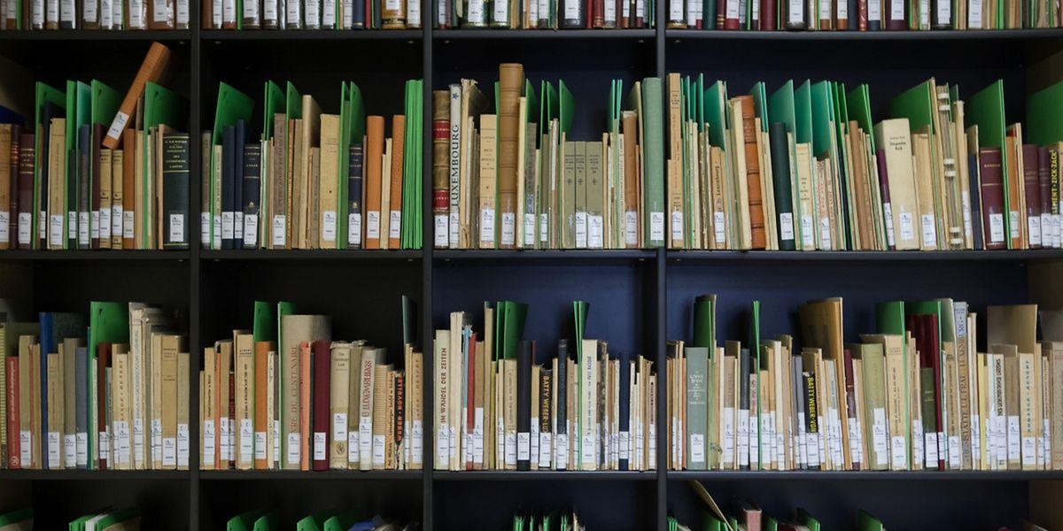 Das Stadtarchiv beherbergt Tausende Dokumente.