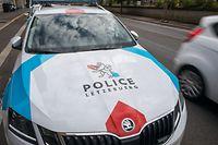 Polizei, Police, Foto: Lex Kleren/Luxemburger Wort