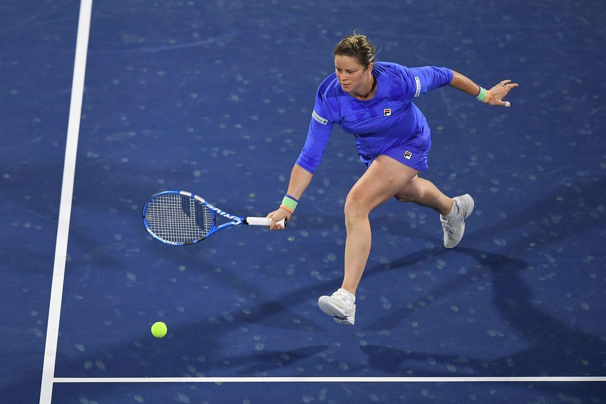 Kim Clijsters beginnt in Dubai ihre dritte Karriere.