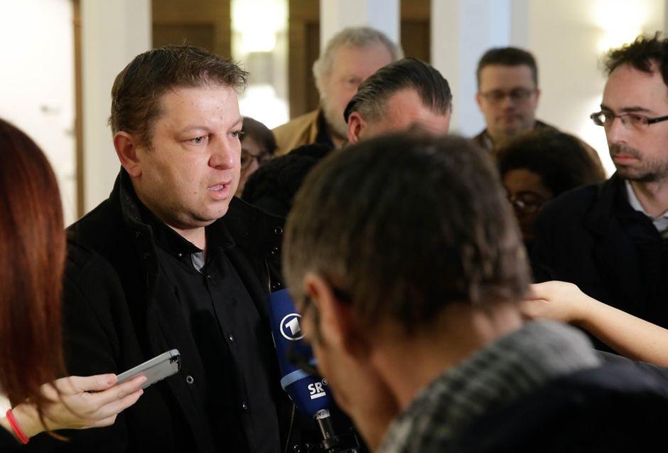 Raphaël Halet prepara-se para recorrer ao Tribunal Europeu dos Direitos do Homem.