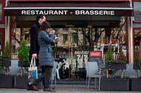 Lokales, Corona-Virus, Restautrants und Cafés müssen schliessen, Gastronomie, Horesca, Foto: Guy Wolff/ Luxemburger Wort