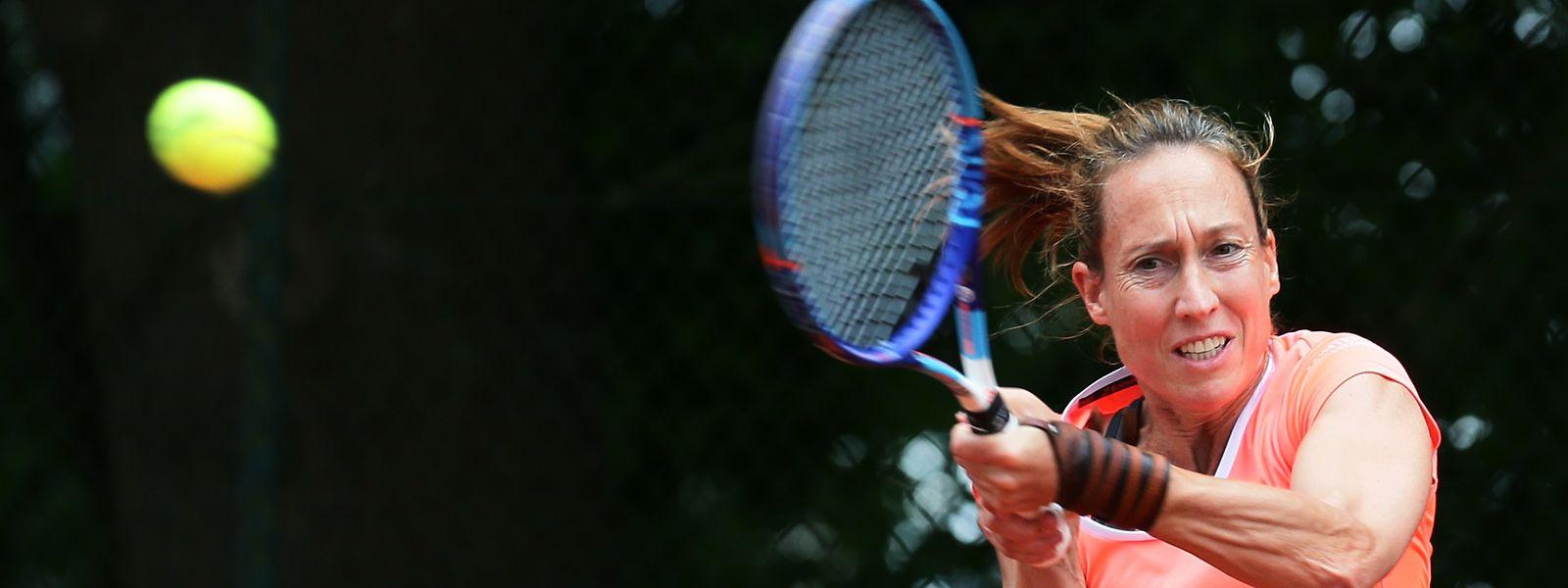 Anne Kremer kann ihren Spielerinnen mit ihren eigenen Erfahrungen aus dem Profibereich helfen.