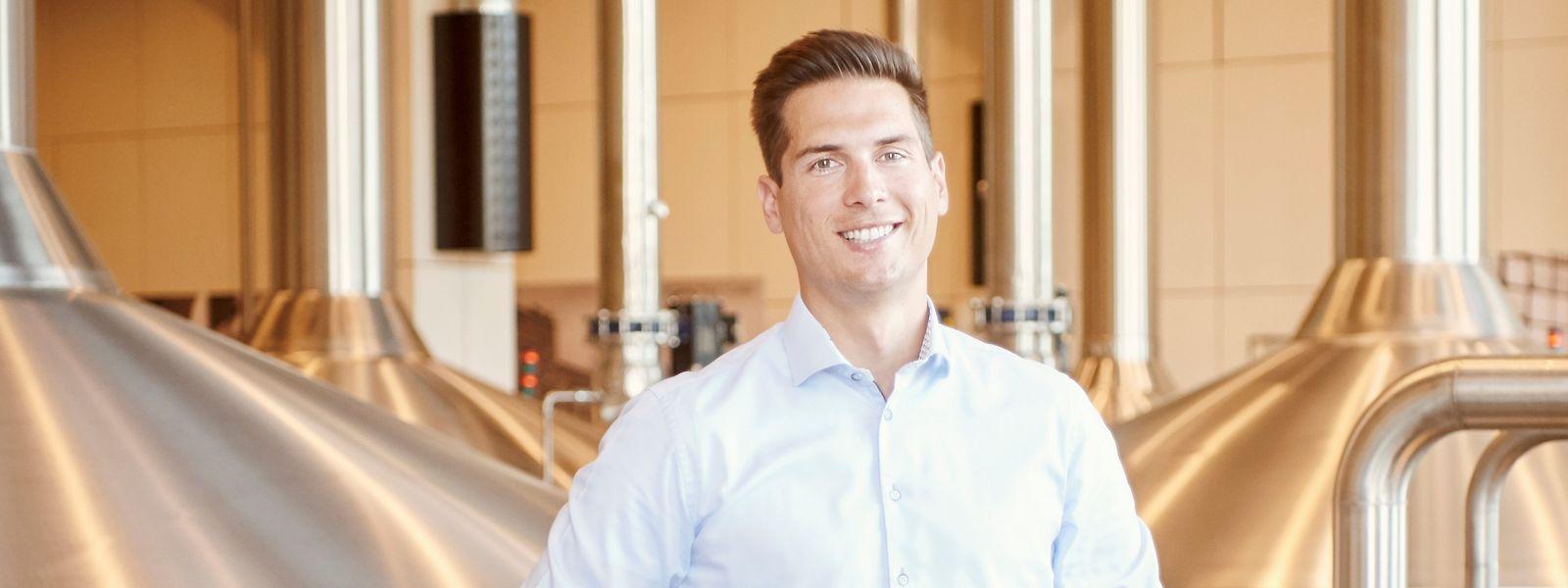 Wim Gallet ist seit November Country Manager bei  Anheuser-Busch Interbrev