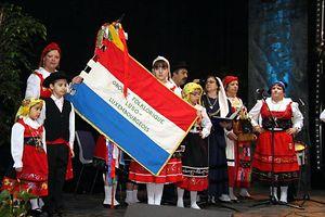 O folclore é uma presença constante no Festival das Migrações