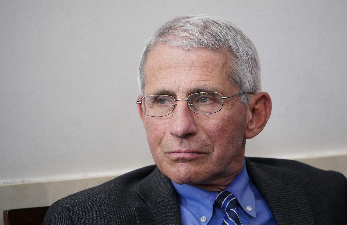 Der Epidemiologe Dr. Anthony Fauci gerät ungewollt in den Wahlkampf.