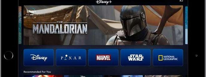 Disney Débarque En Force Dans Le Streaming