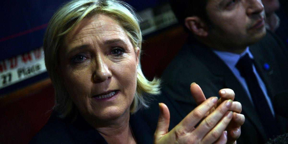 Präsidentschaftskandidatin Marine Le Pen hat das geforderte Geld nicht zurückgezahlt.