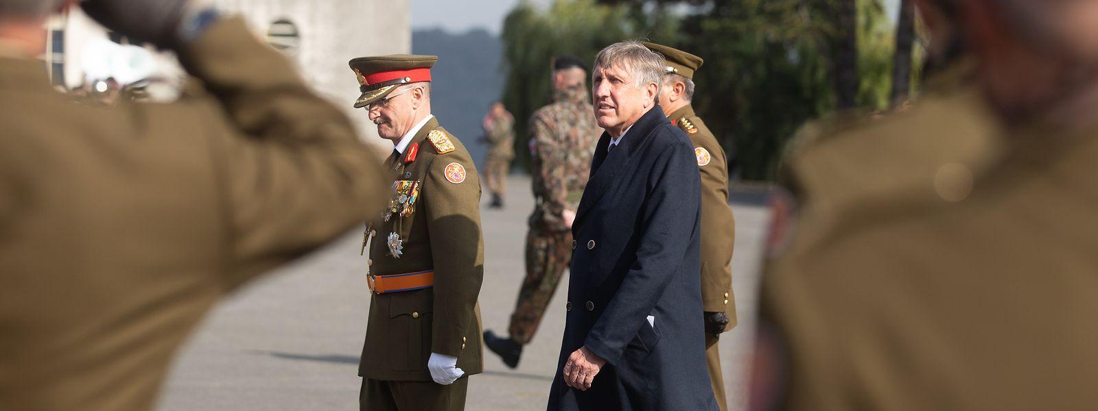 Le ministre de la Défense luxembourgeois doit rencontrer son homologue belge le 7 juillet prochain pour signer un premier accord de principe.