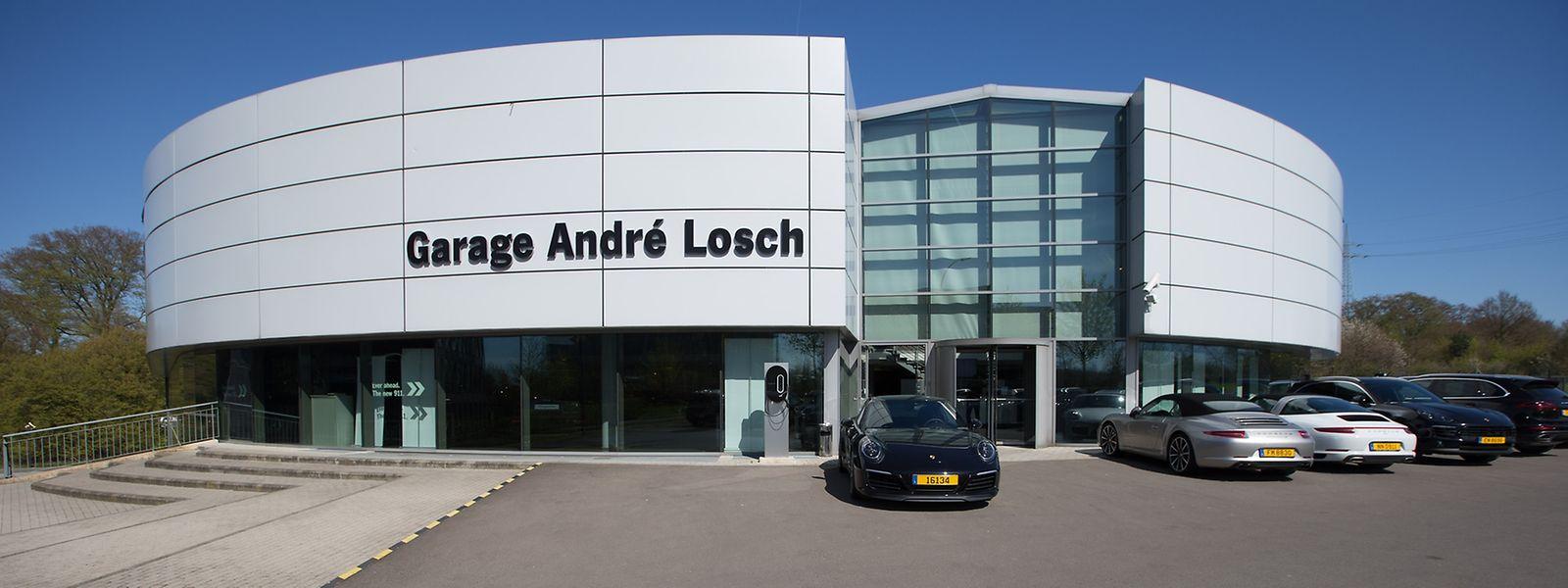 Die Losch-Gruppe ist das größte Branchenunternehmen im Großherzogtum mit Marken wie Volkswagen, Audi, Seat, Skoda, Bentley, Lamborghini und Porsche.